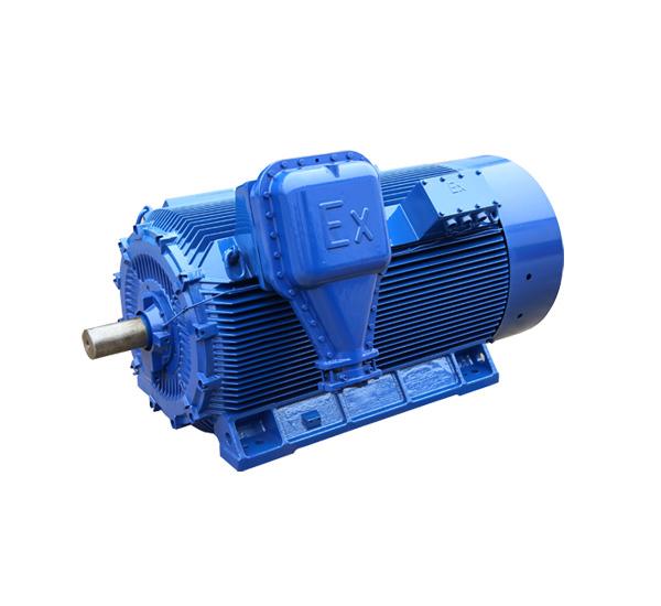 YB3 series high efficiency  explosion-proof high voltage motors