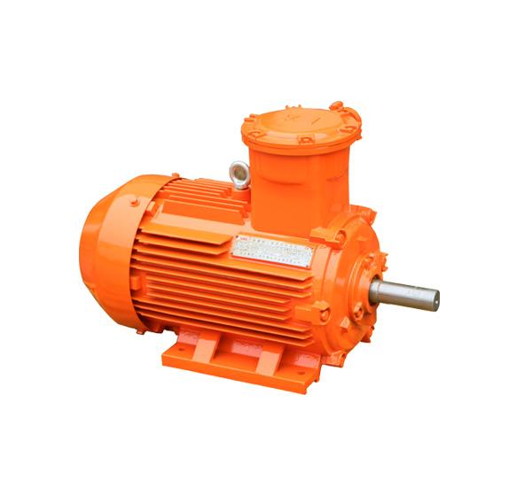 YB3 series high efficiency explosion-proof motors