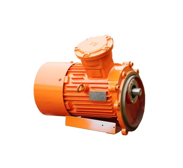YBJ2 series winch purpose explosion-proof motor