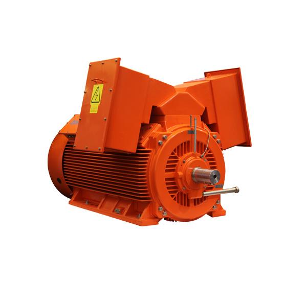 Y2VF series TEFC inverter duty high voltage motors